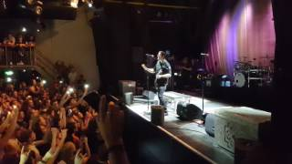 Breaking Benjamin - Rain (Live @ Melkweg, Amsterdam - 05-29-2016)