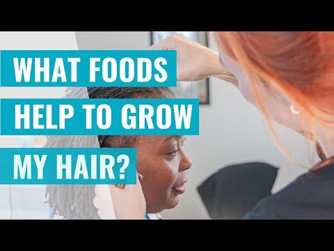 What Foods Help to Grow My Hair? A Hair Loss Coach Explains