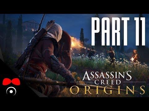 GOD OF WAR 4 LÝKD FŮTYDŽ! | Assassin's Creed: Origins #11