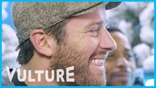 Armie Hammer Was the 'Sorry to Bother You' Cast Weed Hookup