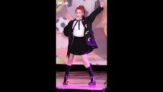 [직캠] 180210 우주소녀 미기 WJSN Meiqi ( Happy ) - K-POP World Festa
