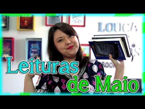Leituras de maio | Louca dos livros 2018