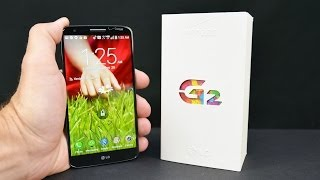 LG G2: Unboxing & Review