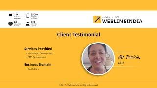 WeblineIndia - Video - 3