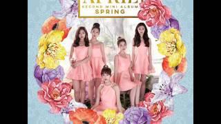 [Full Album] 에이프릴(APRIL) - 에이프릴(APRIL) 2nd Mini Album 'Spring'