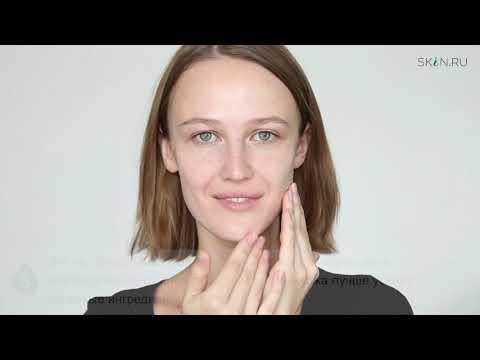 Как использовать увлажняющую маску для лица?