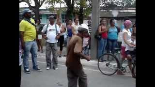 preview picture of video 'La conga de Guáimaro cierra el desfile'