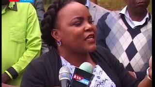 Wangui Ngirici amuuliza Matiang'i afichue majina ya wahusika katika sakata ya sukari bandia