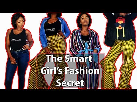 8 FASHION PIECES EVERY GIRL MUST HAVE ||  Fashion 101