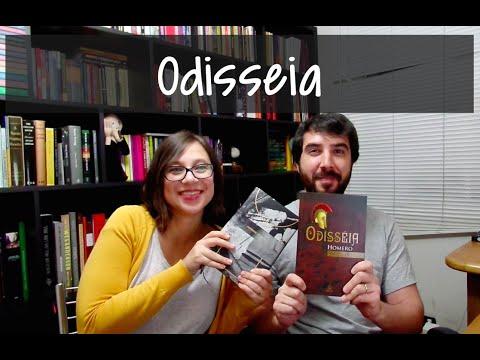 Odisseia - Vamos falar sobre livros? #192 #vedj