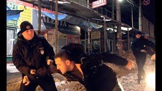 Решалы отмазывают полицейский патруль!