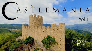 CASTLEMANIA Vol.1???? Cinematic FPV 4K