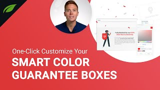 How To One-Click Customize Your Smart Color Guarantee Box Templates In Thrive Architect