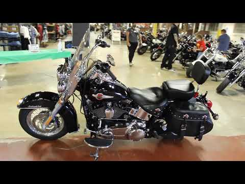 2017 Harley-Davidson Heritage Softail® Classic in New London, Connecticut - Video 1