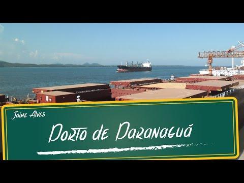 Porto de Paranaguá (Programa Pé na Estrada)