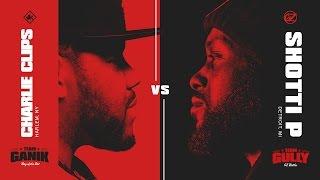 KOTD - Rap Battle - Charlie Clips Vs Shotti P   #GvG (MERRY XMAS)