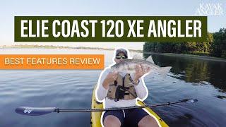 Kayak Review: Elie Coast 120 XE Angler