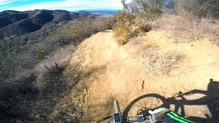 Switchbacks Descent