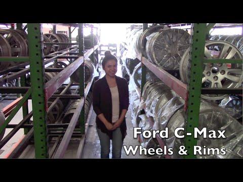 Factory Original Ford C-Max Wheels & Ford C-Max Rims – OriginalWheels.com