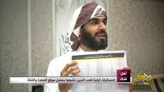 إحصائية لعدد المتشيعين على يد الشيخ الحبيب وقناة فدك لكل سنة هجرية تحميل MP3