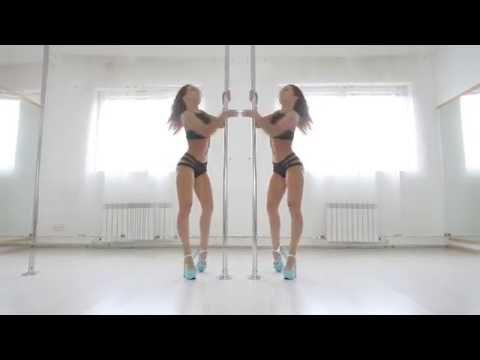 Exotic Pole Dance by Nina Kozub - POLE4YOU Athlete promo 2016