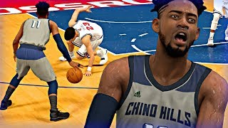 Freddy Banks Creation! 1st HIGH SCHOOL GAME AT CHINO HILLS! - NBA 2K19 MyCAREER