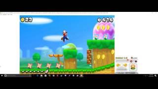 Citra Emulator New Super Mario Bros 2 Gold Rush Test
