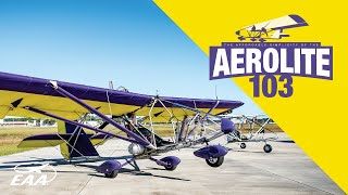 The Affordable Simplicity of the Aerolite 103