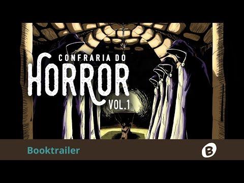 Booktrailer Confraria do Horror vol.1