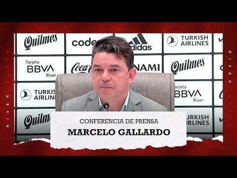 Gallardo en conferencia de prensa (25/9/2021)