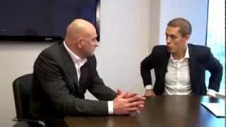 Разговор о лидерстве. Радислав Гандапас и Николай Мрочковский