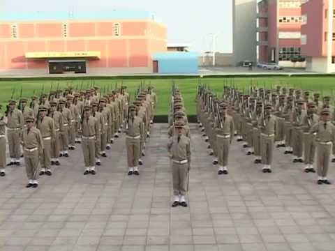Reportaje Escuela Naval del Perú