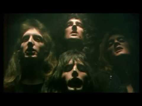 """The most stripped-down and basic vocals of """"Bohemian Rhapsody"""" by Queen."""