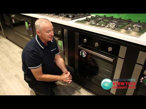 Expert explains the features of the 60cm Omega OO656X electric wall oven - Appliances Online