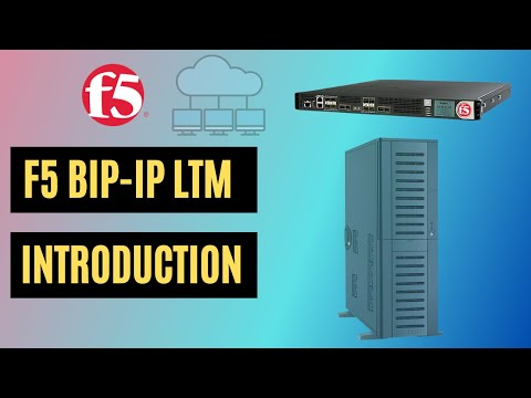 F5 Load Balancer Introduction - BIG IP LTM Introduction - YouTube