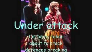 [Lyrics] ABBA-Under Attack