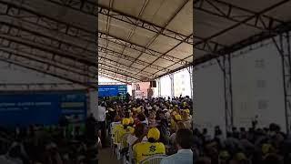 Vice-governadora se pronuncia sobre as vaias em Campina Grande