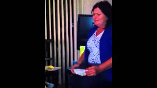 Esther's baby shower prayer