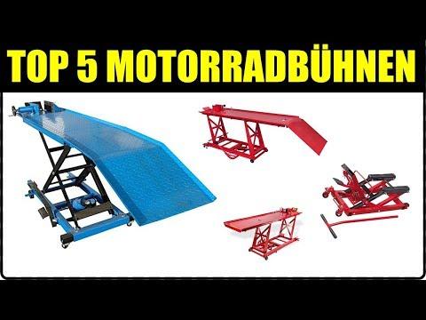 TOP 5 MOTORRADHEBEBÜHNEN ★ Hydraulische Motorradhebebühne kaufen ★ Hebebühne Test ★ Motorradheber