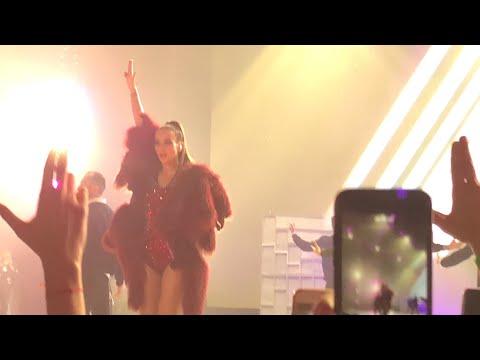 Ольга бузова - Мои люди всегда со мной, Хит парад, Мало половин - 18.11.18г live - 5 часть
