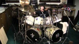 DEEP PURPLE-HOUSE OF PAIN drum cover