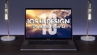 10 IOS Ui Design Tips (Dos And Donts)