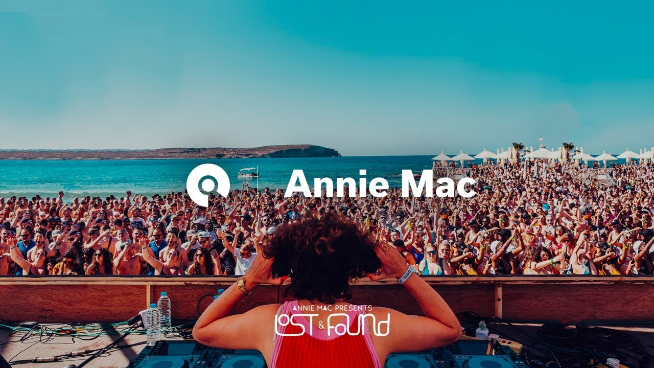 Annie Mac - Live @ Lost & Found 2018 Beach Party
