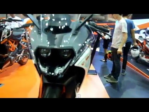 2016 KTM RC250 walkaround