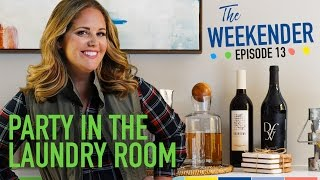 """The Weekender: """"Party In The Laundry Room"""" (Season 2, Episode 13)"""
