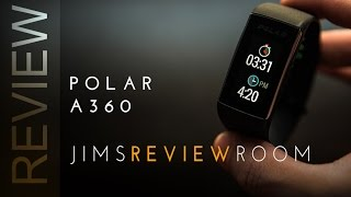 Polar A360 Activity Band - REVIEW