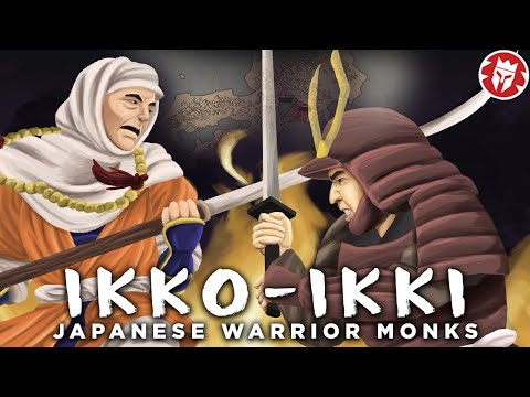 The Buddhist Warrior Monks of Medieval Japan
