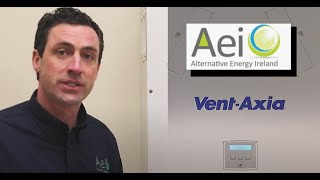 AEI Vent-Axia Ventilation System // ALTERNATIVE ENERGY IRELAND