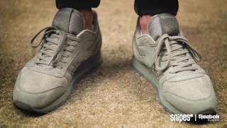 official photos b15e8 ee33c SNIPES Reebok Classic Leather ...