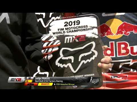 MX2 FOX HOLESHOT   MXGP of Portugal 2019    #motocross